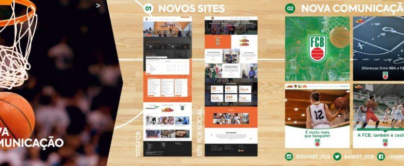 FCB lança novos sites e marca uma nova fase na comunicação