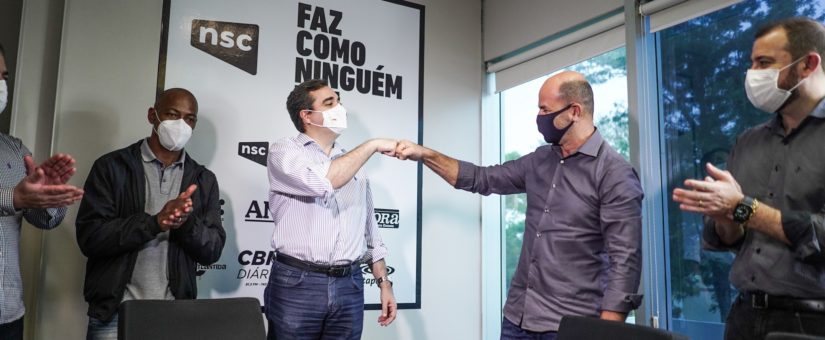 Basquete Transforma SC: parceria entre FCB e NSC chega para mostrar como o basquete muda vidas